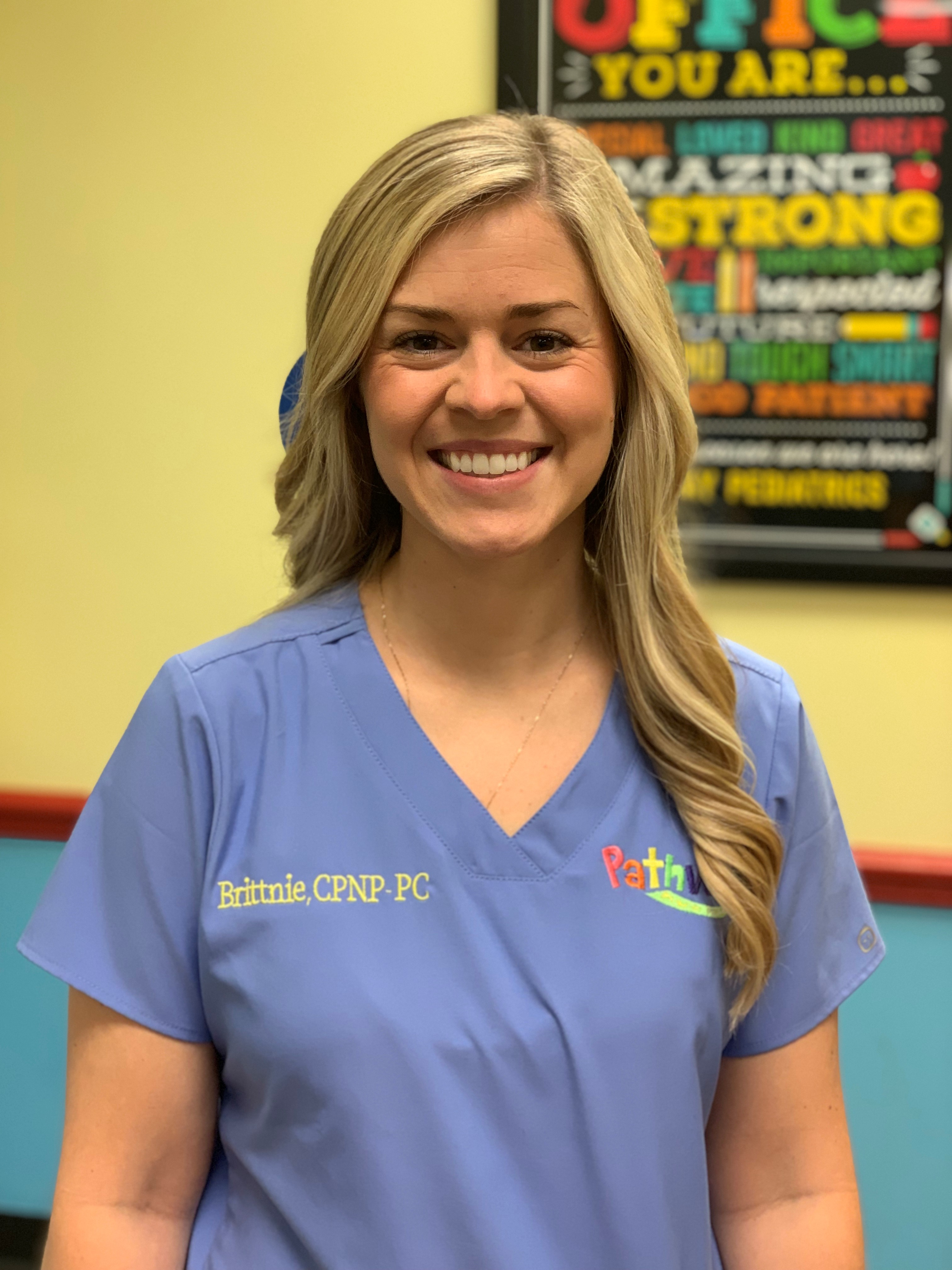 We are so very excited to introduce you to Brittnie Duff, CPNP!