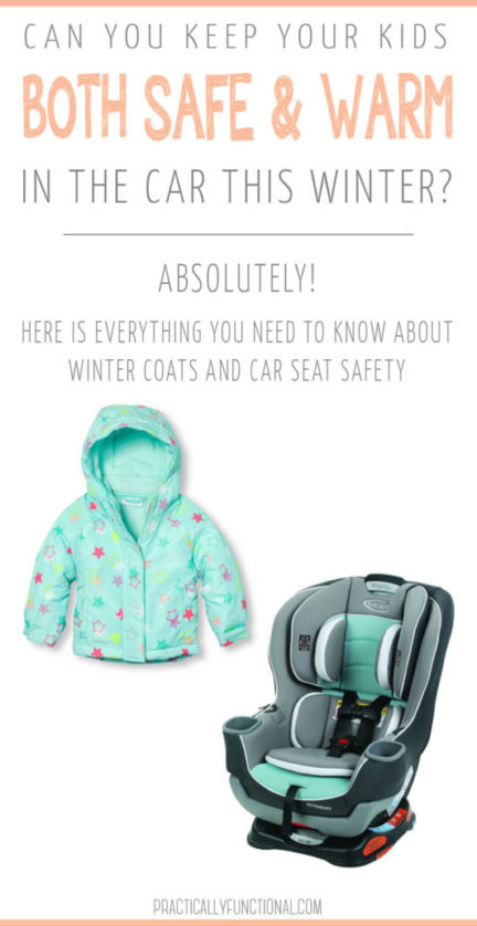 Winter Car Seat Safety Tips from the AAP