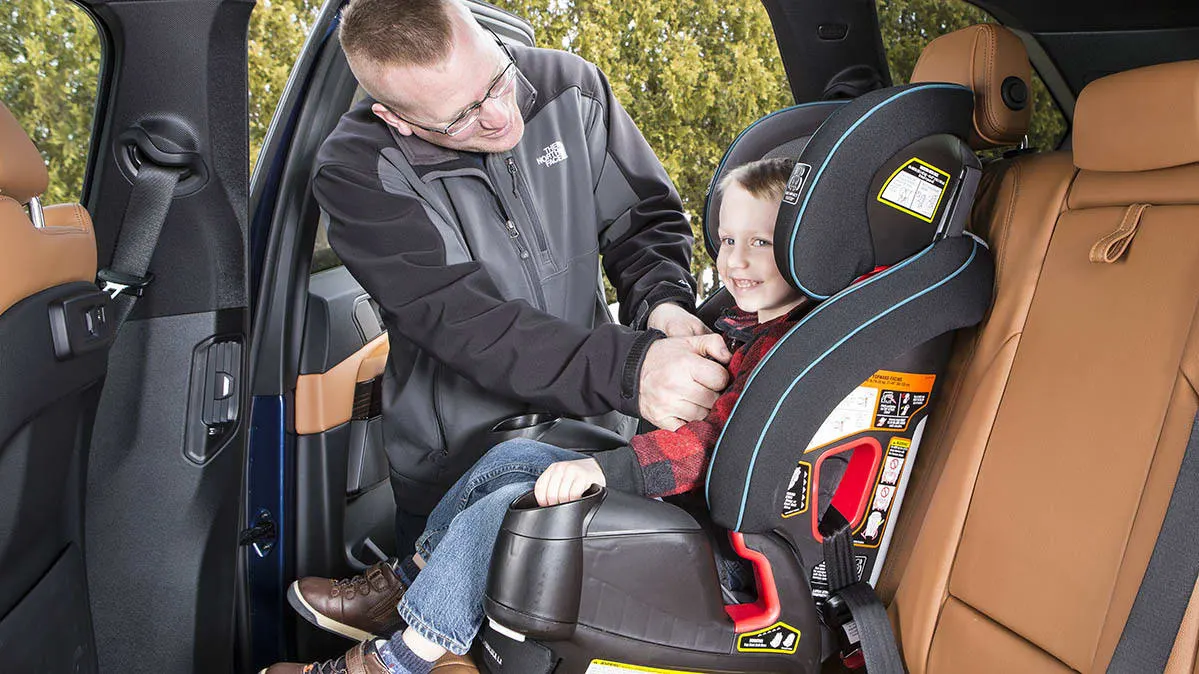 Safety Check: Car Seat Safety